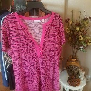 New York & Co. V-neck blouse